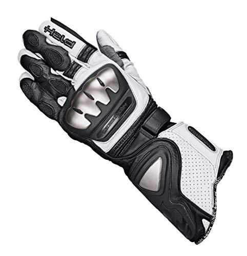 Held Titan Evo Motorradsporthandschuh, Farbe schwarz-Weiss, Größe 8
