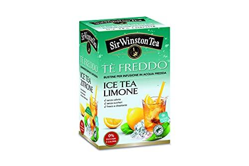 Sir Winston Tea Tè Freddo Ice Tea Limone RFA - 140 g