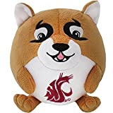 Squishable Yay-Team Washington State University Cougar Licensed Plush, 5'