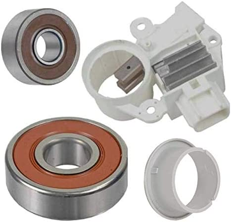 ManiacEM Alternator Rebuild Courier shipping free Kit for Taurus Ford Our shop most popular VIN 2003-2006 U