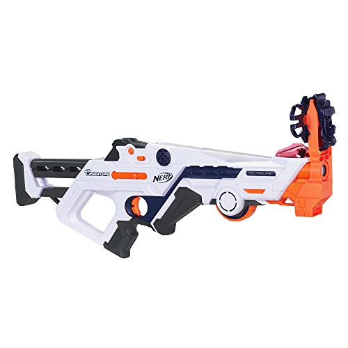 Nerf E2279 Laser Ops Explosión de combate de fuego