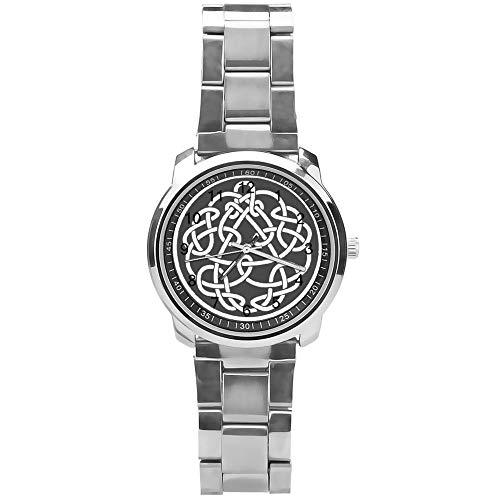 King Crimson Discipline キング・クリムゾン腕時計 メンズ ステンレス ビジネス ファッション 合金