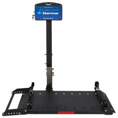 Regular store Harmar Mobility Upgraded AL010 Micro Reservation Wheelchair Lift Power Outsi