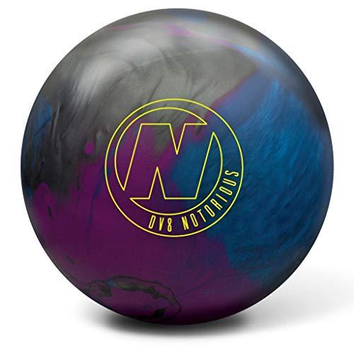 Bowling Ball Reactive DV8 Notorious, 14 lbs