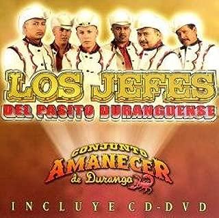 Los Jefes Del Pasito Duranguense CD+DVD