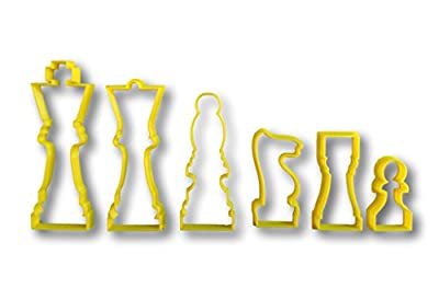 Chess Cookie Cutter (All set)