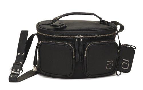 Allerhand AH-CC-PP-01 01 - Wickeltasche, City Charm Punya Pocket Bag black