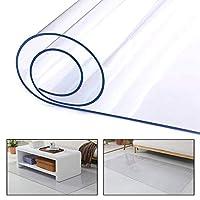 FUSHOU-チェアマット滑り止め傷に強いPVCプラスチックマット事務所家庭カーペット/床の保高温耐性変形していない,3mm,90x150cm