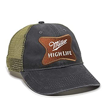 Outdoor Cap Miller High Life Unstructured Mesh Back Cap