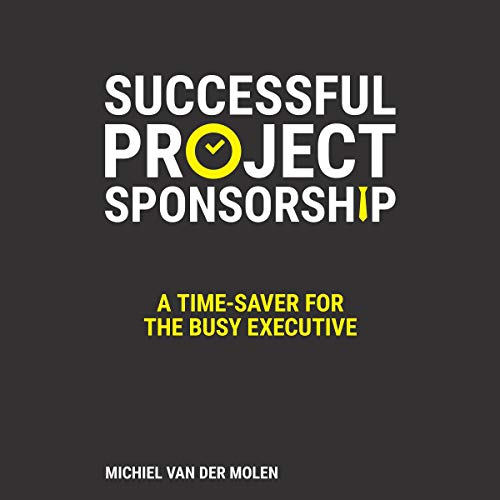 Successful Project Sponsorship audiobook cover art