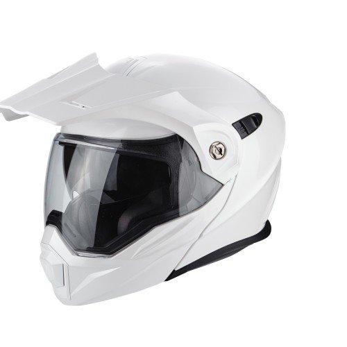 Motorcycle helmets ADX 1 BATTLEFLAGE Sable Grey Scorpion