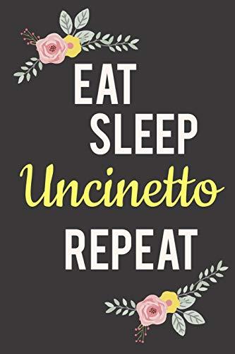 Eat, Sleep, Uncinetto Repeat.: Carta quadretti 4:5 per annotare punti, schemi, patterns e motivi dei tuoi lavori all'uncinetto. Edizione Italiana.