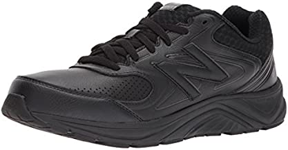 New Balance Men's 840 V2 Walking Shoe, Black/Black, 11.5 XW US