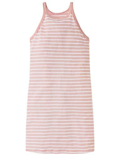 Schiesser Mädchen Sleepshirt 0/0 Nachthemd, Rot (Rosa 503), 164 (Herstellergröße: M)