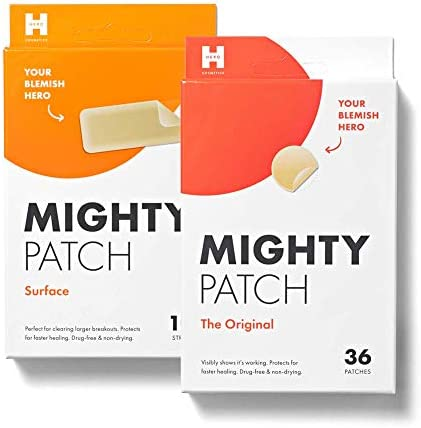 Mighty Patch Original 36ct and Surface 10ct Bundle product image