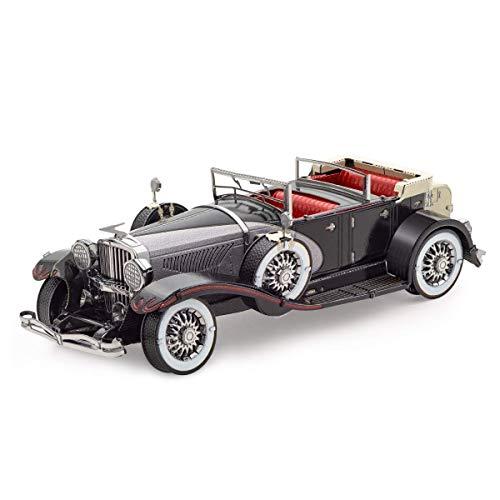 METAL EARTH MAQUETA/Puzzle 3D De Metal. Compatible - 1935 Duesenberg Model J - Monta Tus Modelos Favoritos en casa. (MMS200)