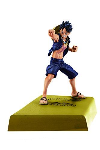 Banpresto One Piece DXF Manhood 2 Figure Monkey D. Luffy Statua, 25403