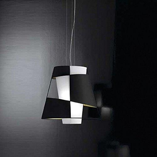 Pallucco Crinolina Sospensione 55 Bianco Alogena, lampada a sospensione 55cm