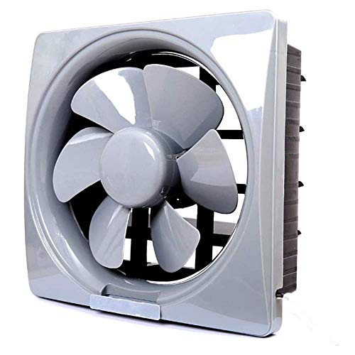 Extractor De Aire, Extractor Cocina Ventilador del conducto, ventilador de escape Louvered Kitchen Hume Ventilador Ventilador Baño Fácil de instalar Fan de extractor Potente Alta potencia Mute Mute Mo
