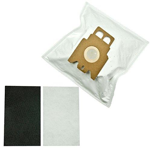 20 Sacchetti Polvere Filtro Sacchetti Adatto Per Miele s5211 Parquet /& Co 5000 blu reale