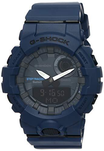 Casio G-Shock Analog-Digital Blue Dial Men's Watch - GBA-800-2ADR (G833)