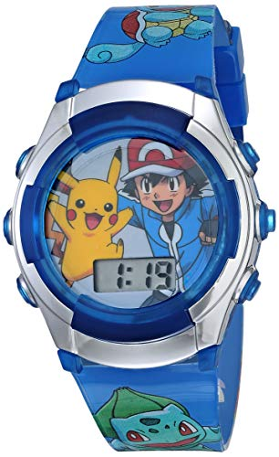 relojes de niños digitales fabricante Pokemon