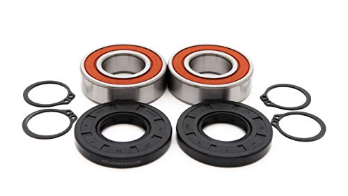 REPLACEMENTKITS.COM - Brand Fits King Kutter & County Line Finish Mower Spindle Bearing & Seal kit Replaces OEM # 555009 -