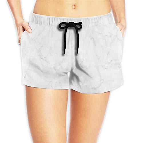 niBBuns Pantalones cortos deportivos de secado rápido para mujer, con bolsillo con cremallera, Nibbuns-586, S