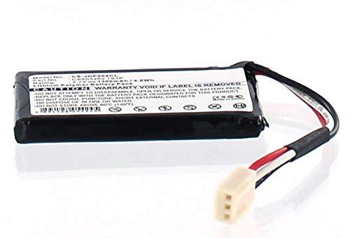 eVendix Akku kompatibel mit Jablocom GDP-04A 3,00 Volt 1300 mAh 3,90 Wh Li-Pol Akku