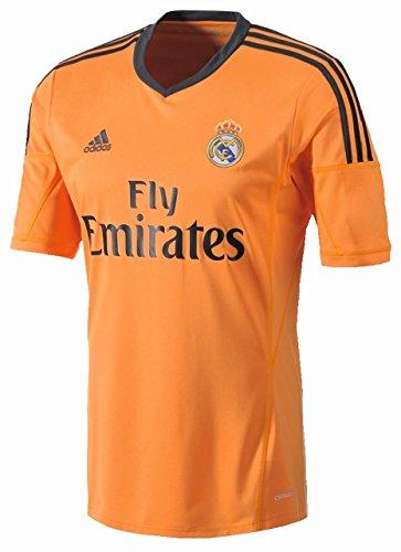 adidas Real Madrid C.F. - Camiseta de fútbol, 3ª equipación, 2013-14, Color...