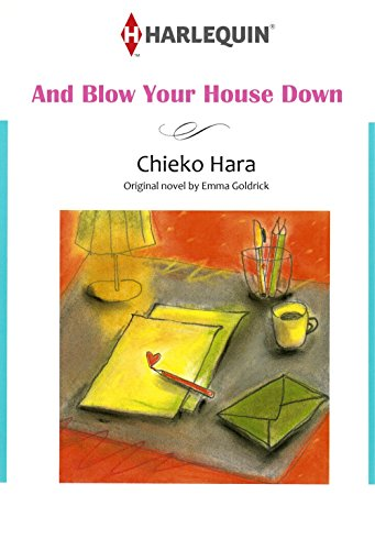 And Blow Your House Down: Harlequin comics (English Edition)