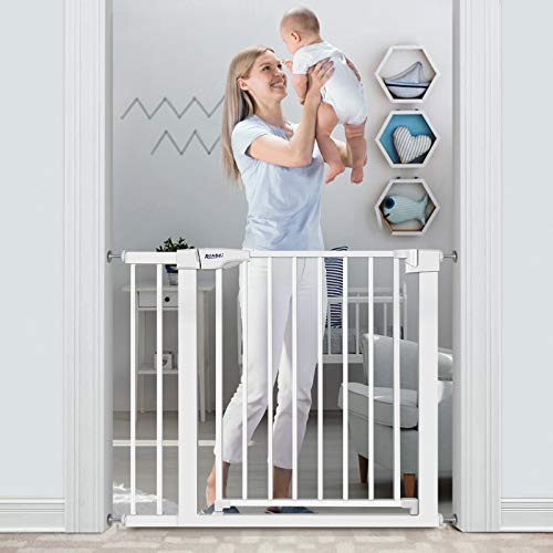 (30% OFF Coupon) Baby Gate for Stairs & Doorways $41.99