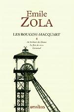 ROUGON-MACQUART T04 d'EMILE ZOLA