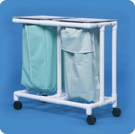SEAL limited product Select lowest price Line Double Linen Hamper