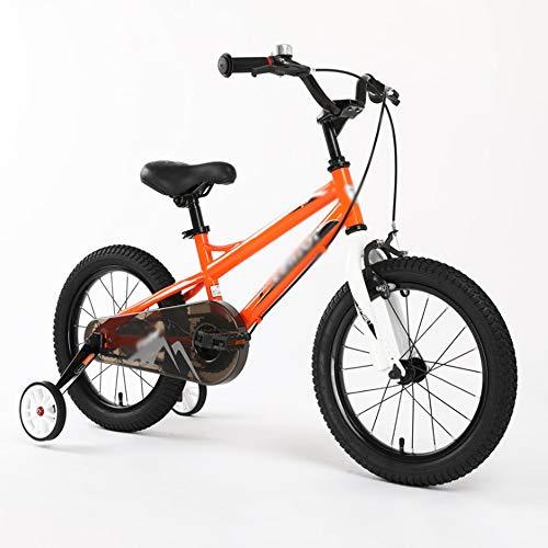 M-YN Bicicleta Niños con Ruedines Los niños niños de la Bici del...