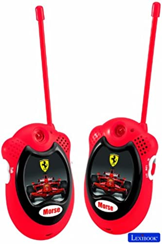 Lexibook Ferrari Walkie-Talkies