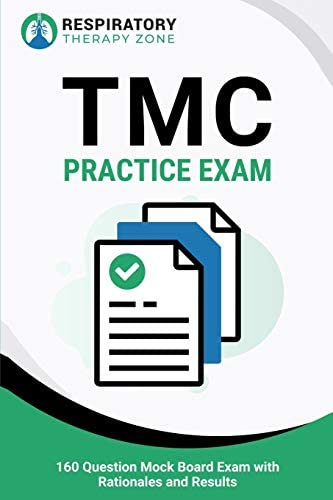TMC Practice Exam 160 Question Mock Board Exam with Rationales and Results product image