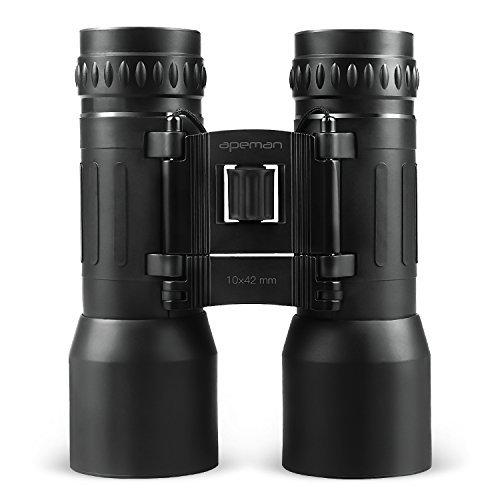APEMAN Fernglas, Fernrohr 8x21 Mini Kompaktes-Fernglas für Kinder. Taschenfernglas für die Vogelbeobachtung, Reisen, Jagd, Wandern. Für Kinder und Erwachsene geeignet GR-BC20-DE2