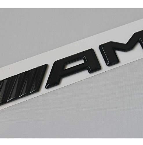 OLPAYE Fit Gloss Black Letters S63 V8 BITURBO Badges Emblems for W222