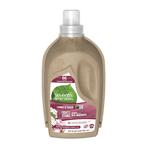 Seventh Generation Concentrated Liquid Laundry Detergent