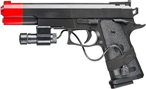 Villa Giocattoli- Pistola con Puntatore Laser, 893