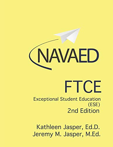 FTCE Exceptional Student Education (ESE) - 2nd EDITION