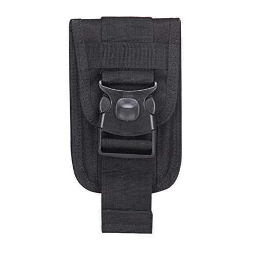 kdjsic Vintage Men Waist Fanny Pack Belt Clip Bag Phone Pouch Travel Hip Hanging Purse