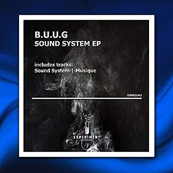 Sound System EP
