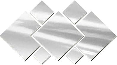 Espelho Decorativo em Acrílico 1,15 mt X 55 cm Personalizável