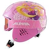 Alpina - Casco da sci e snowboard Carat Set Disney, 48-52 cm