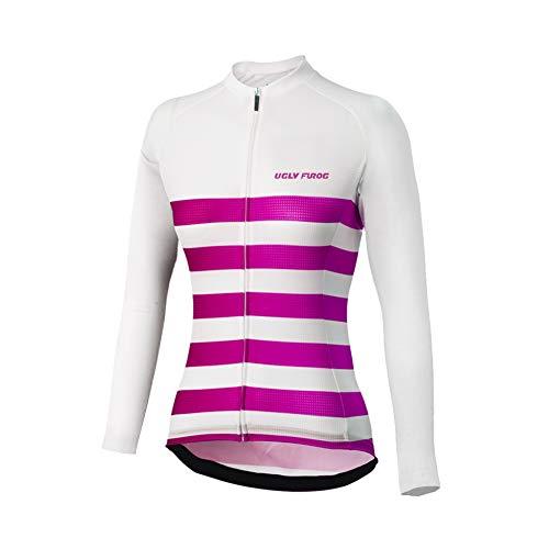 Sports Wear UGLYFROG Maillot Ciclismo Mujer Raya Designs Maillots de Bicicleta Cycling...