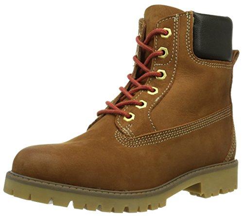 Bronx Damen BX 582 Desert Boots, Braun (m.Brown/d.brown808), 39 EU
