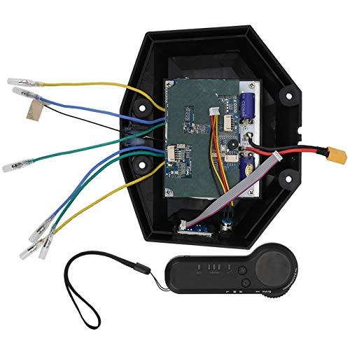 Conjunto de caja de controlador de doble accionamiento de alta torsión de potencia fuerte doble Motores eléctricos Skateboard Controller Box Set para E-Scooter