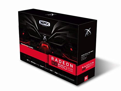 Karta graficzna RX 550 2GB GDDR5 1203/7000 Dual Slot